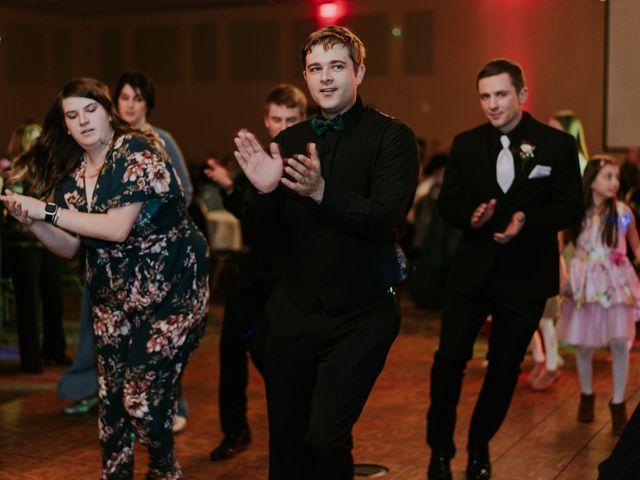 Lance and Hanna's Wedding in Brookings, South Dakota 21