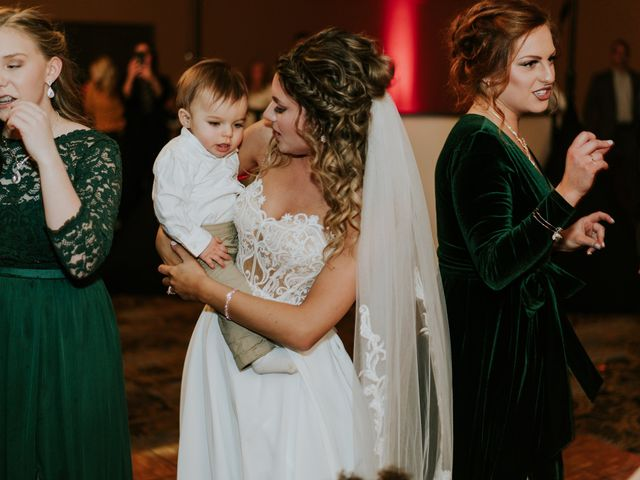 Lance and Hanna's Wedding in Brookings, South Dakota 28