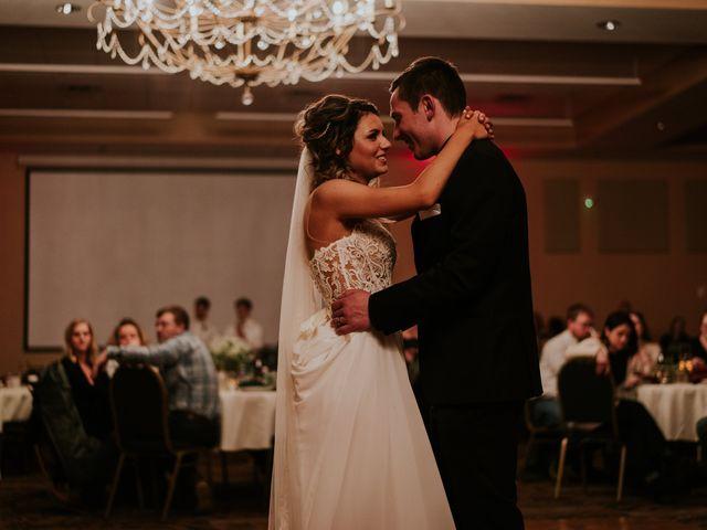 Lance and Hanna's Wedding in Brookings, South Dakota 37
