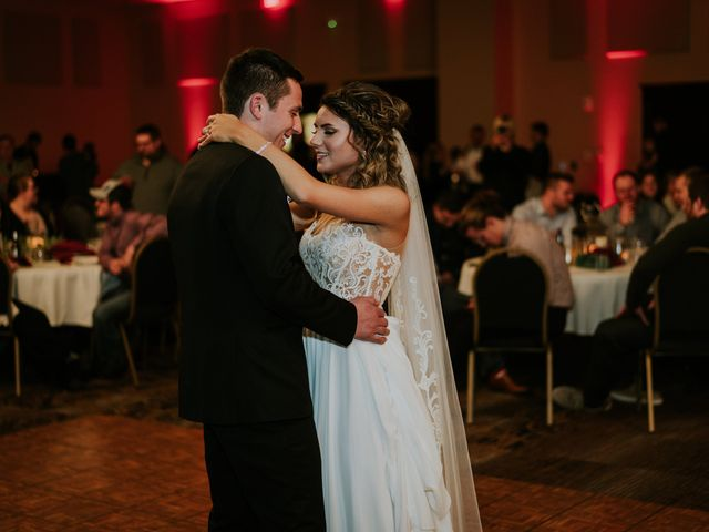 Lance and Hanna's Wedding in Brookings, South Dakota 38