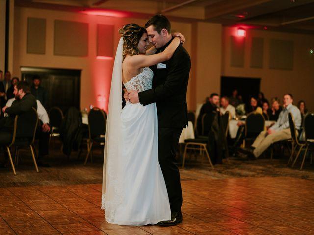 Lance and Hanna's Wedding in Brookings, South Dakota 44