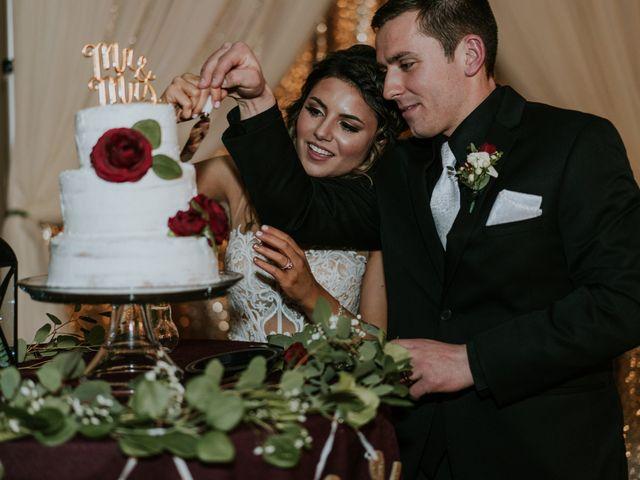 Lance and Hanna's Wedding in Brookings, South Dakota 53