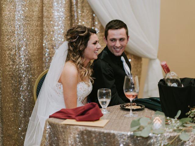 Lance and Hanna's Wedding in Brookings, South Dakota 56