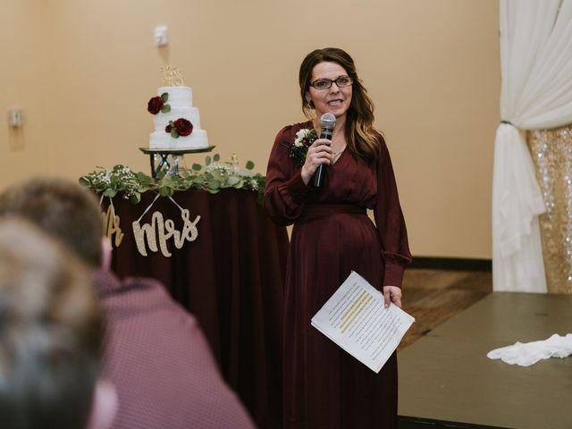 Lance and Hanna's Wedding in Brookings, South Dakota 57