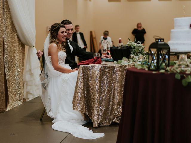 Lance and Hanna's Wedding in Brookings, South Dakota 68