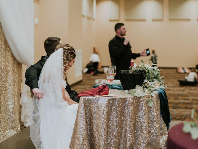 Lance and Hanna's Wedding in Brookings, South Dakota 73