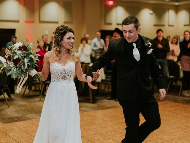 Lance and Hanna's Wedding in Brookings, South Dakota 98