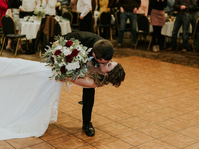 Lance and Hanna's Wedding in Brookings, South Dakota 100
