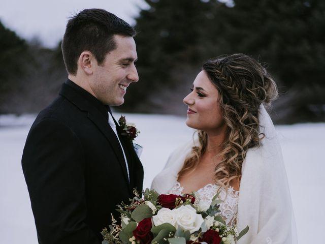 Lance and Hanna's Wedding in Brookings, South Dakota 136
