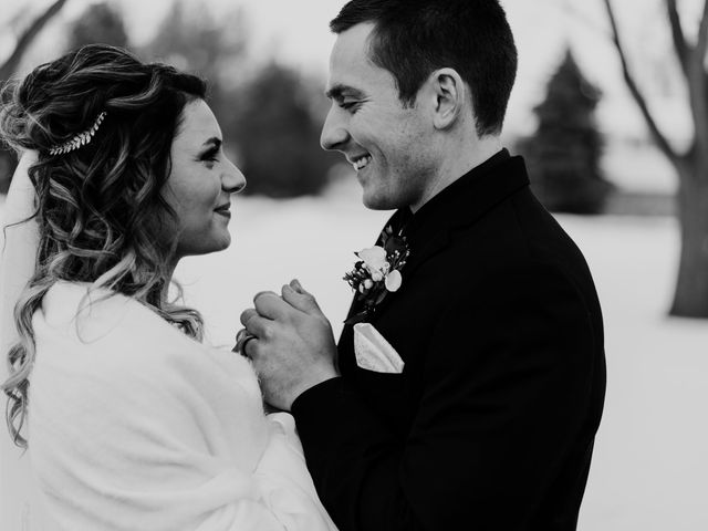 Lance and Hanna's Wedding in Brookings, South Dakota 153