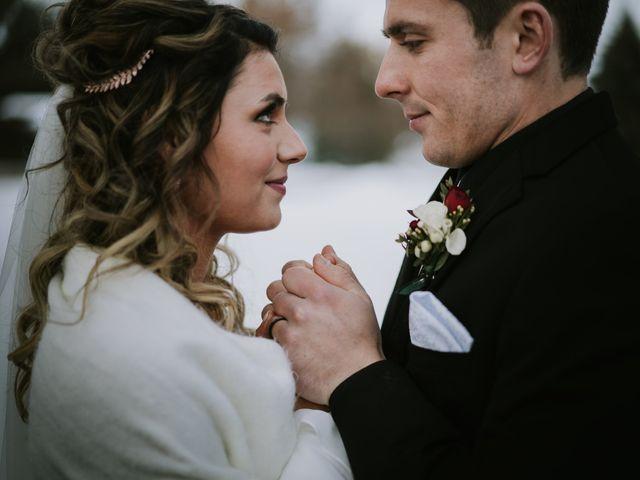 Lance and Hanna's Wedding in Brookings, South Dakota 158