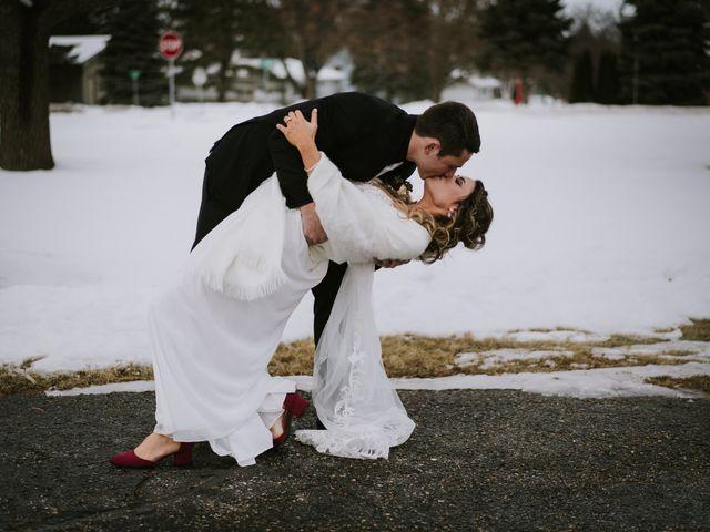 Lance and Hanna's Wedding in Brookings, South Dakota 160