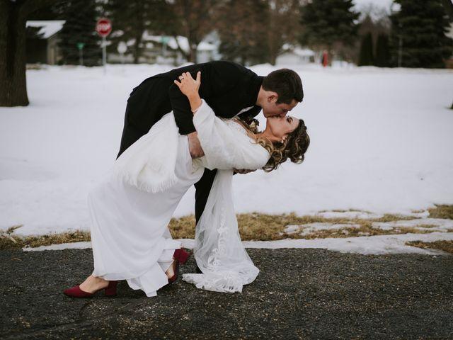 Lance and Hanna's Wedding in Brookings, South Dakota 161