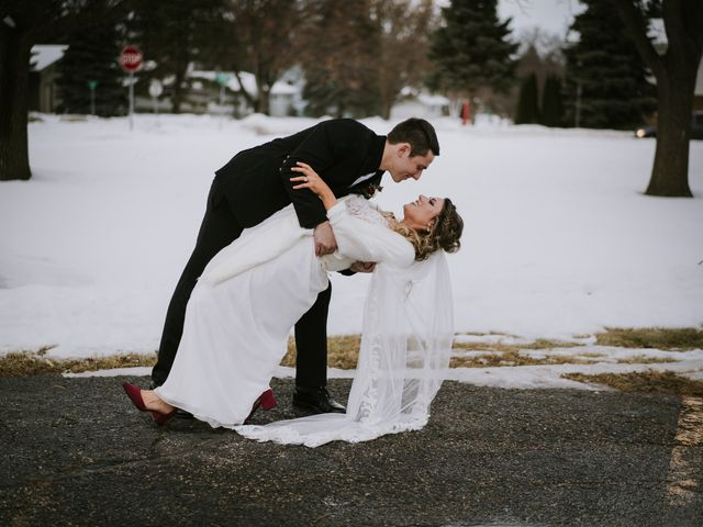 Lance and Hanna's Wedding in Brookings, South Dakota 162