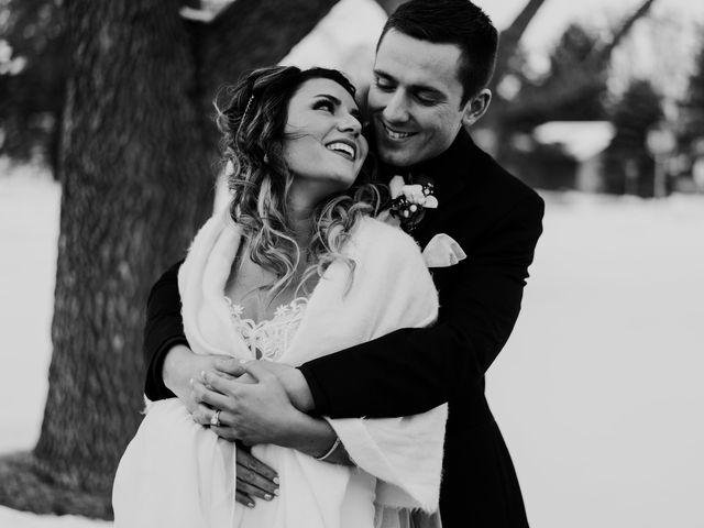 Lance and Hanna's Wedding in Brookings, South Dakota 163