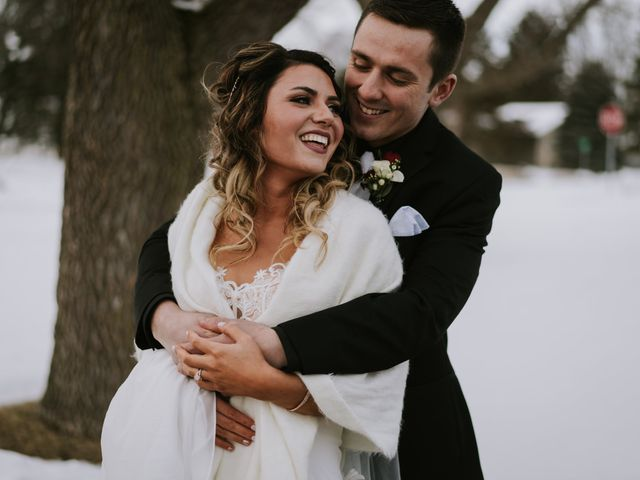 Lance and Hanna's Wedding in Brookings, South Dakota 165