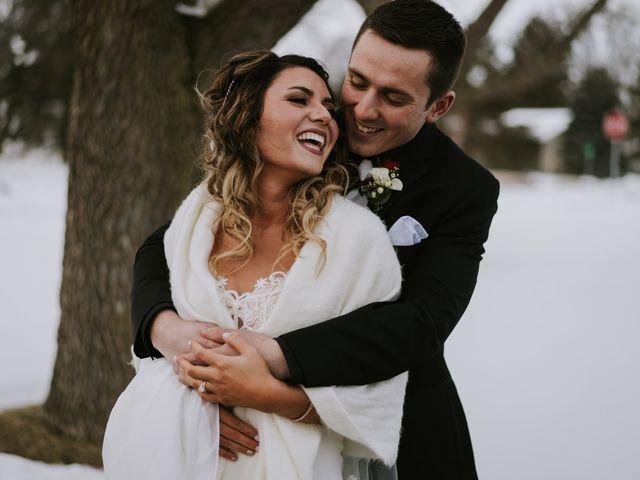 Lance and Hanna's Wedding in Brookings, South Dakota 166