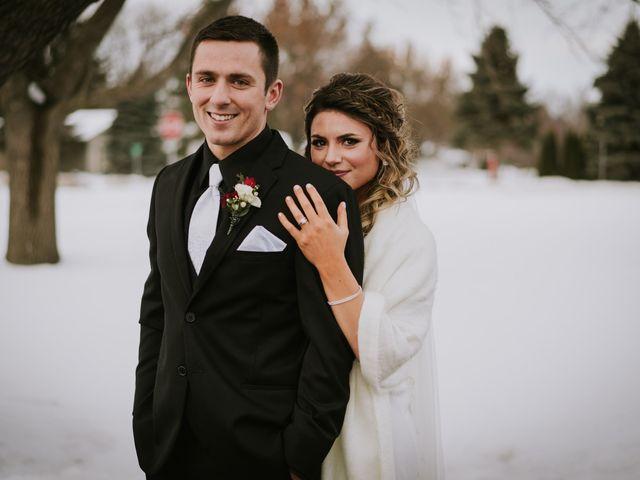 Lance and Hanna's Wedding in Brookings, South Dakota 176