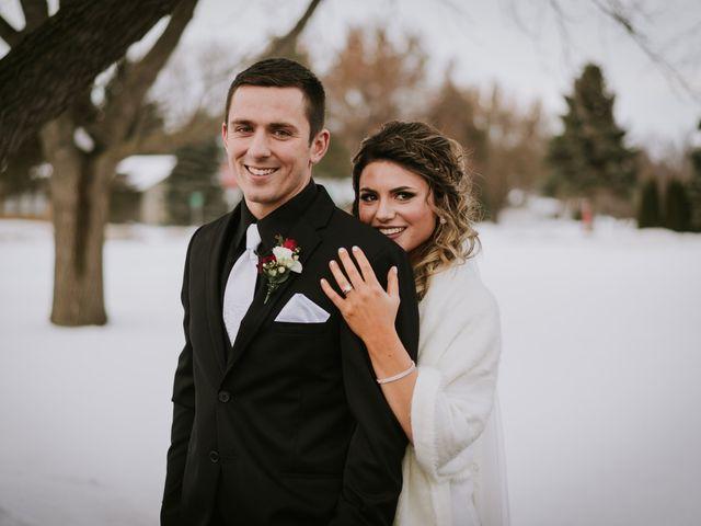 Lance and Hanna's Wedding in Brookings, South Dakota 178