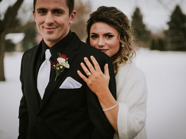 Lance and Hanna's Wedding in Brookings, South Dakota 2