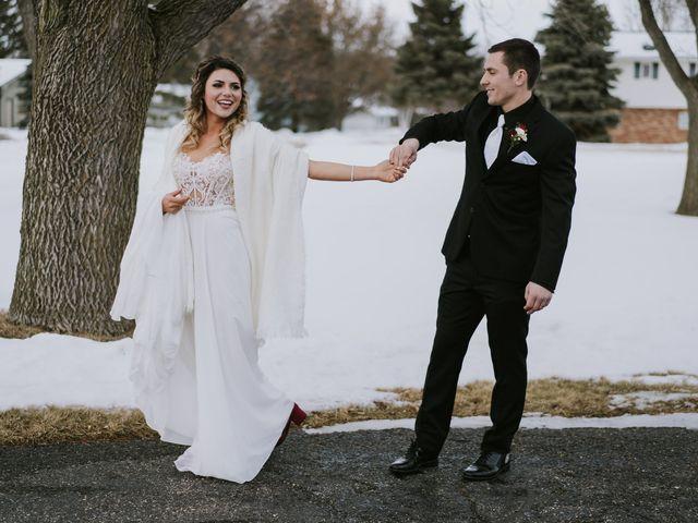 Lance and Hanna's Wedding in Brookings, South Dakota 186