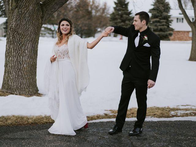 Lance and Hanna's Wedding in Brookings, South Dakota 187