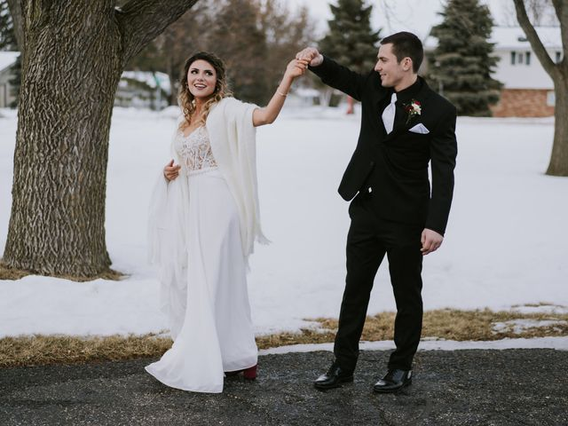 Lance and Hanna's Wedding in Brookings, South Dakota 189