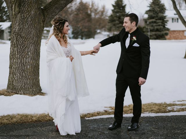 Lance and Hanna's Wedding in Brookings, South Dakota 192