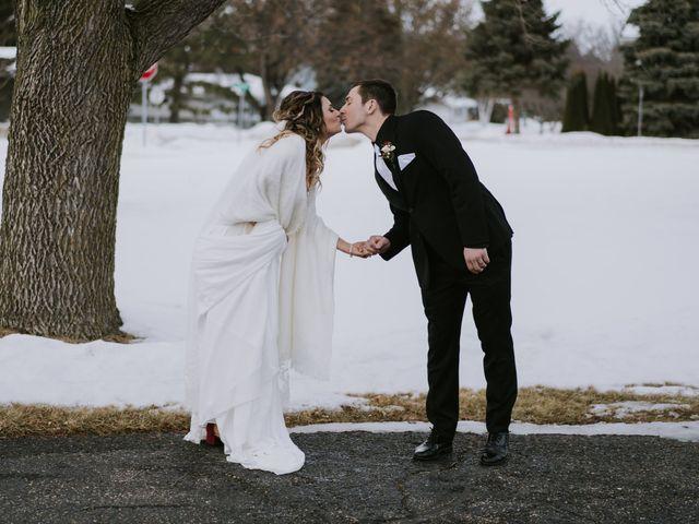 Lance and Hanna's Wedding in Brookings, South Dakota 196