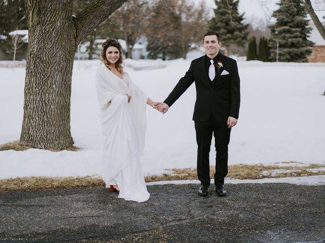 Lance and Hanna's Wedding in Brookings, South Dakota 198