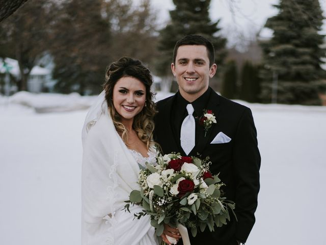 Lance and Hanna's Wedding in Brookings, South Dakota 199
