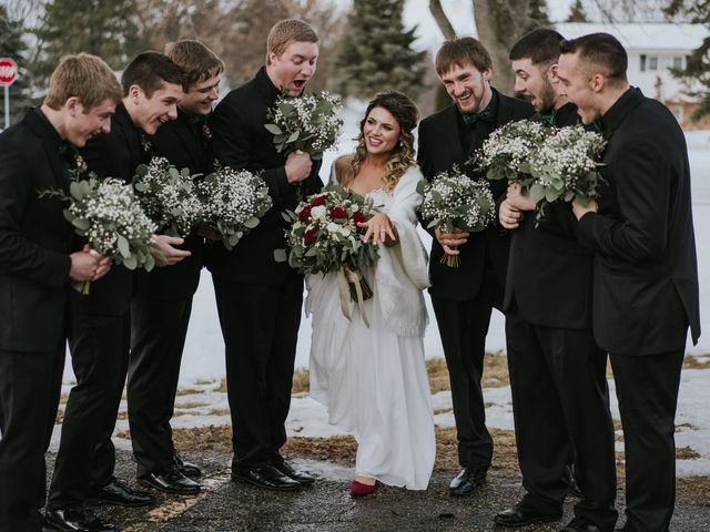 Lance and Hanna's Wedding in Brookings, South Dakota 210