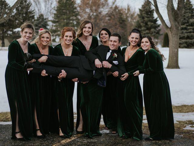 Lance and Hanna's Wedding in Brookings, South Dakota 214