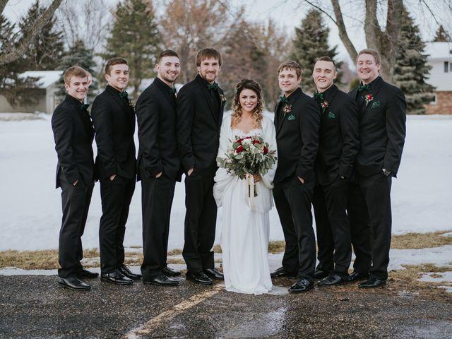 Lance and Hanna's Wedding in Brookings, South Dakota 216