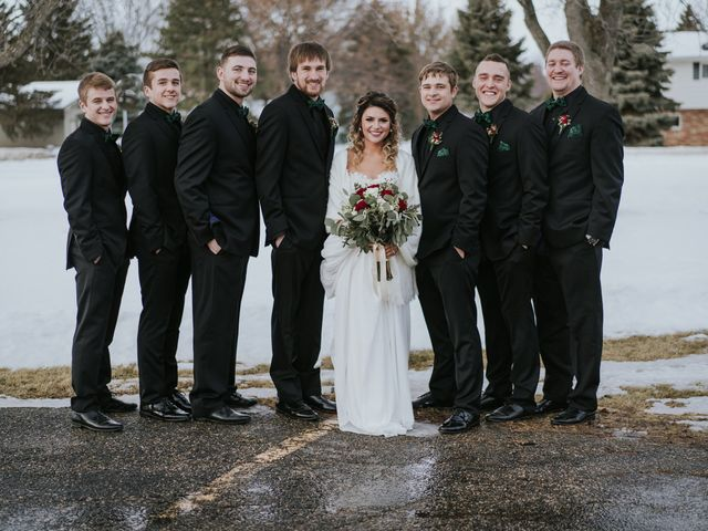 Lance and Hanna's Wedding in Brookings, South Dakota 217
