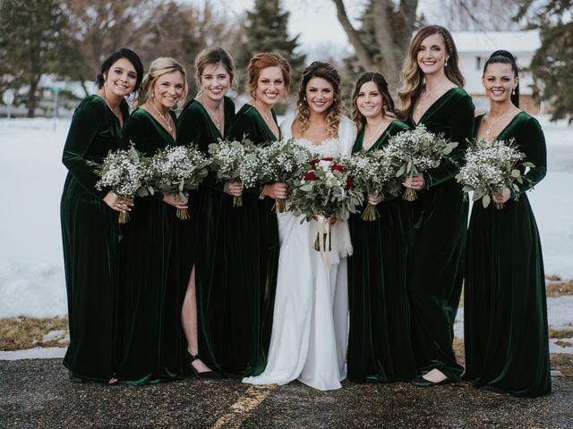 Lance and Hanna's Wedding in Brookings, South Dakota 219