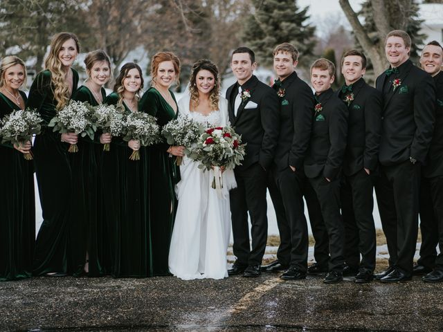 Lance and Hanna's Wedding in Brookings, South Dakota 220