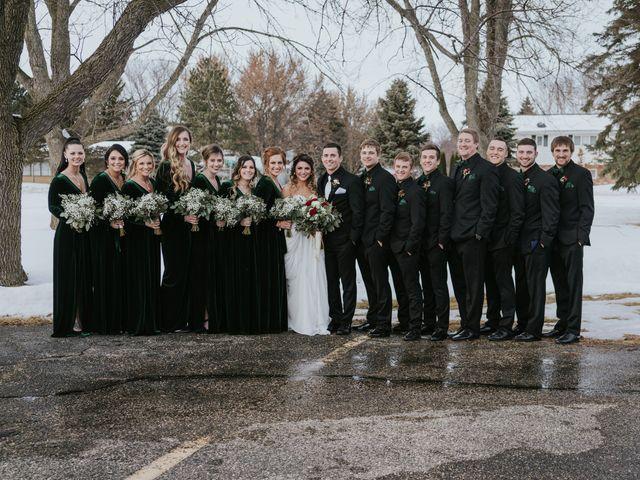 Lance and Hanna's Wedding in Brookings, South Dakota 221