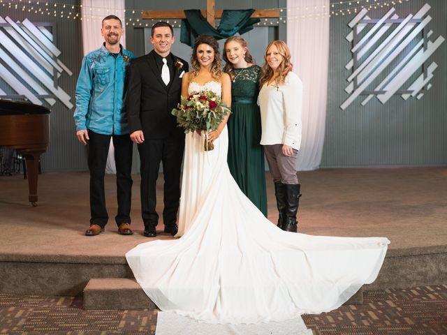 Lance and Hanna's Wedding in Brookings, South Dakota 222