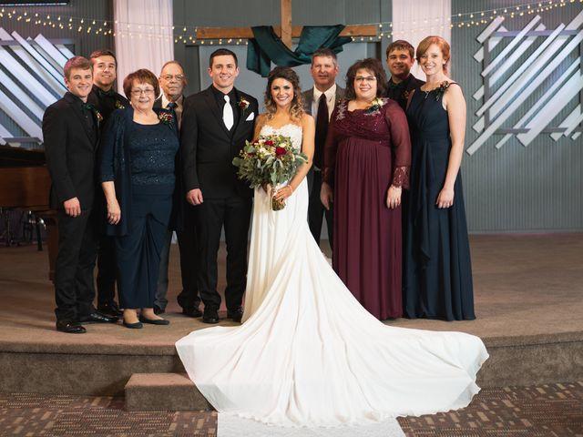 Lance and Hanna's Wedding in Brookings, South Dakota 224