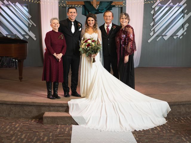 Lance and Hanna's Wedding in Brookings, South Dakota 228