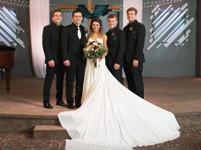 Lance and Hanna's Wedding in Brookings, South Dakota 229