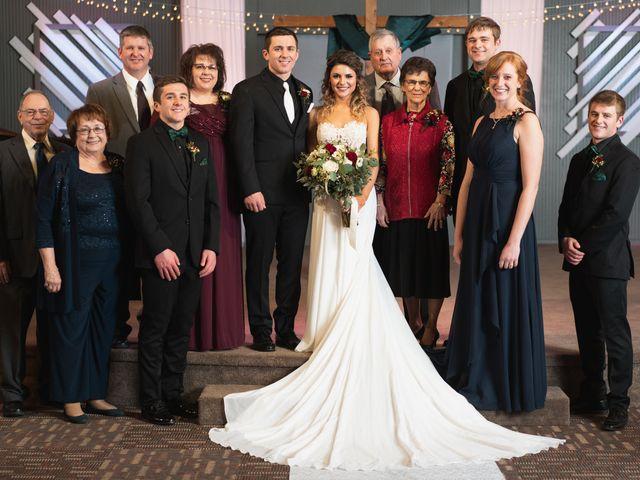 Lance and Hanna's Wedding in Brookings, South Dakota 232