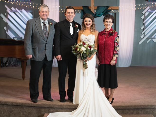 Lance and Hanna's Wedding in Brookings, South Dakota 233