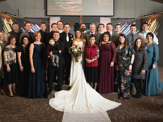 Lance and Hanna's Wedding in Brookings, South Dakota 234