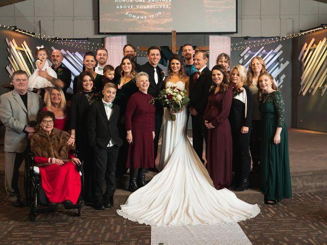 Lance and Hanna's Wedding in Brookings, South Dakota 236