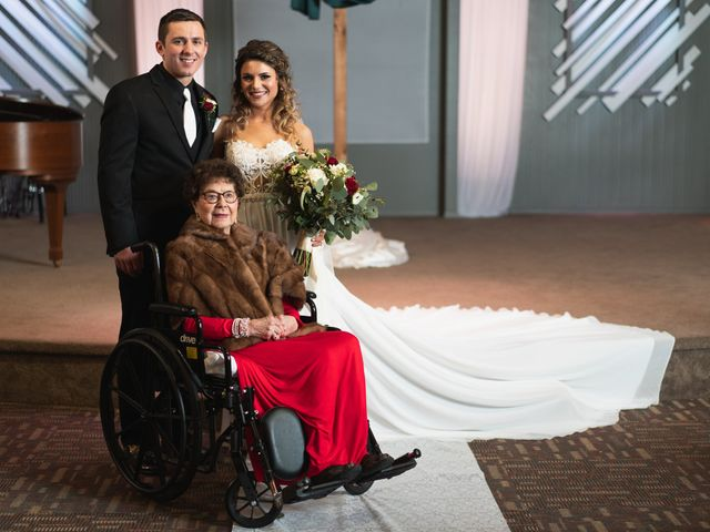 Lance and Hanna's Wedding in Brookings, South Dakota 237