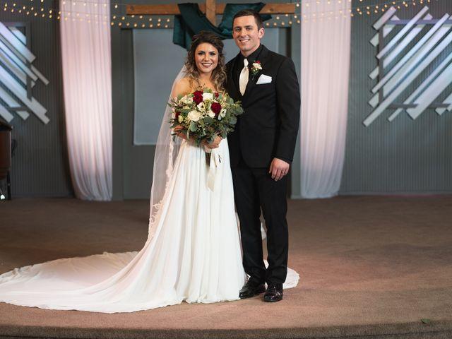 Lance and Hanna's Wedding in Brookings, South Dakota 238