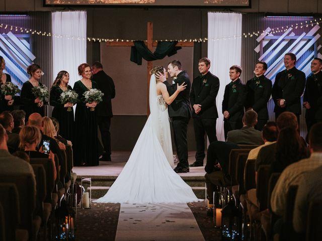 Lance and Hanna's Wedding in Brookings, South Dakota 244
