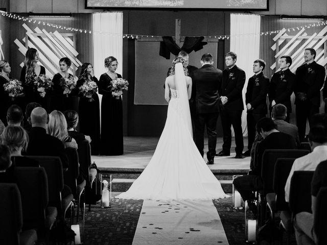 Lance and Hanna's Wedding in Brookings, South Dakota 245